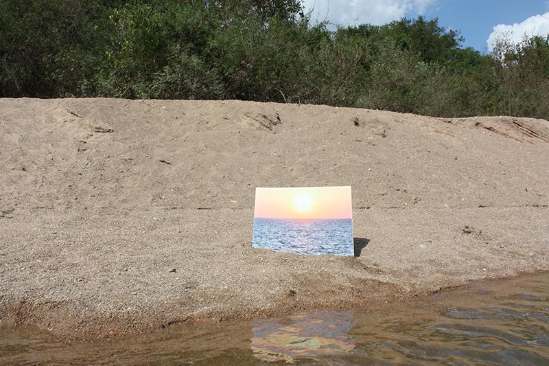 Solar (Lens) Flare, 2015